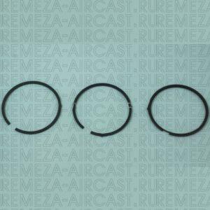 21145003 Комплект поршневых колец REMEZA AirCast