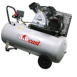Kompressor porshnevoj vozdushnyj AirCast REMEZA SB4 S 100 LB30 A