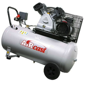 Kompressor porshnevoj vozdushnyj AirCast REMEZA SB4 S 200 LB30