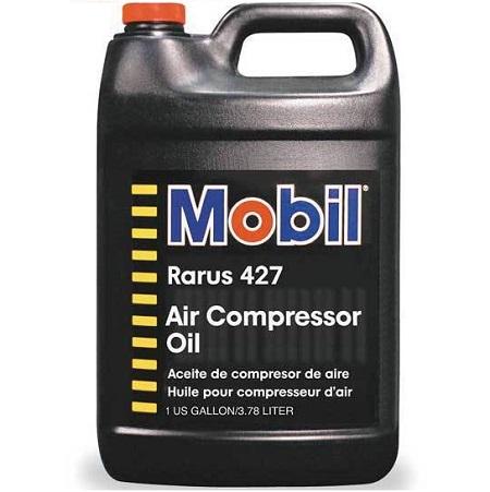 Масло для поршневых компрессоров Mobil RARUS 427